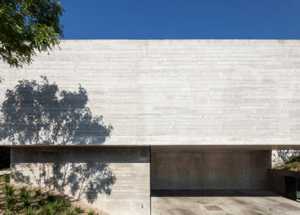 concrete shelters essay