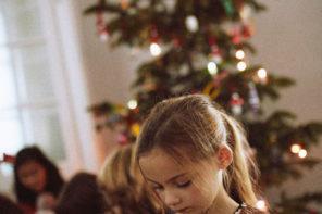 Vianoce pretavené do oblečenia
