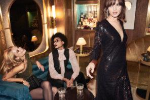 Výnimočná silvestrovská kolekcia Reserved v spolupráci s British Vogue
