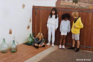 Jar v detskej móde